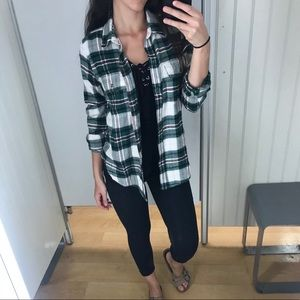 NWOT American Eagle AHH-MAZINGLY SOFT Flannel